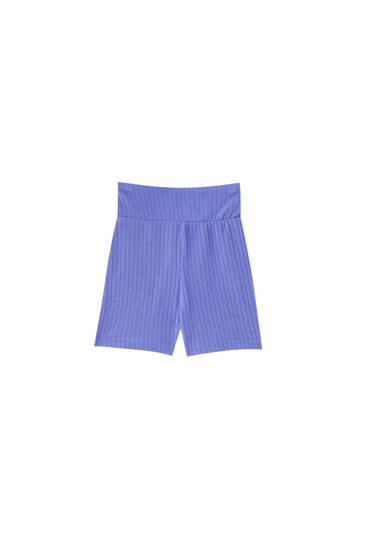 Badstof short