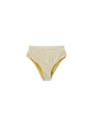 Floral bikini bottoms