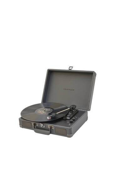 Crosley Cruiser Deluxe record player