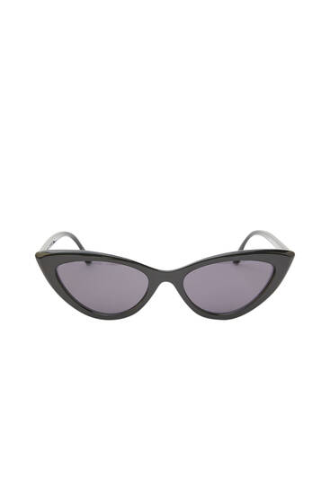 Basic cateye sunglasses
