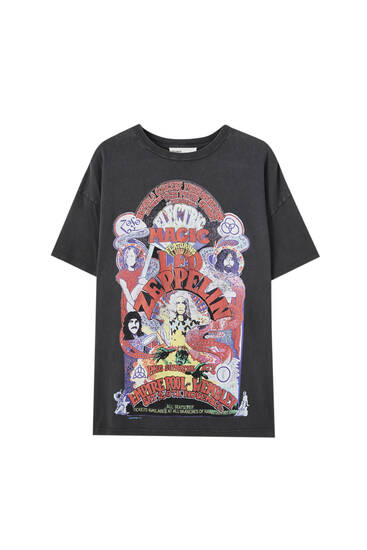 Led Zeppelin Electric Magic T-shirt