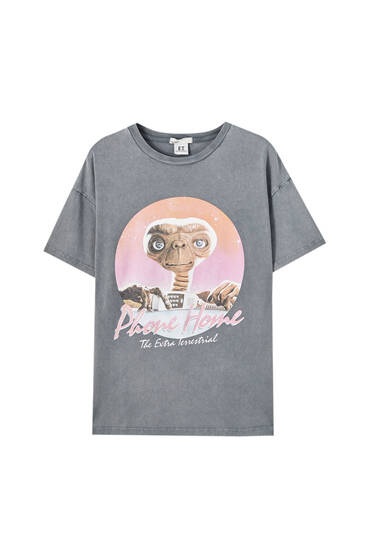 """E.T. Phone home"" T-shirt"
