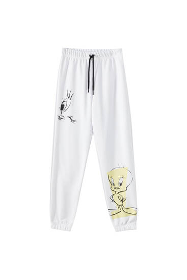 Tweety jogging trousers