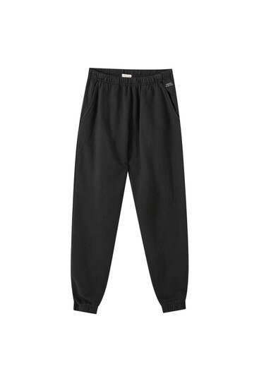Παντελόνι jogger basic