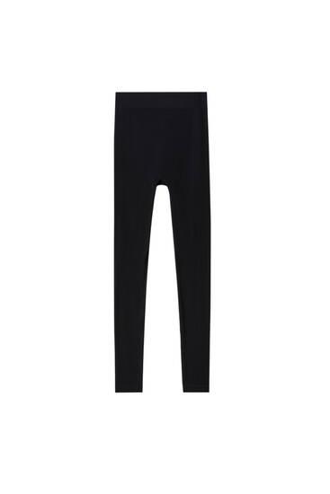 Basic seamless leggings
