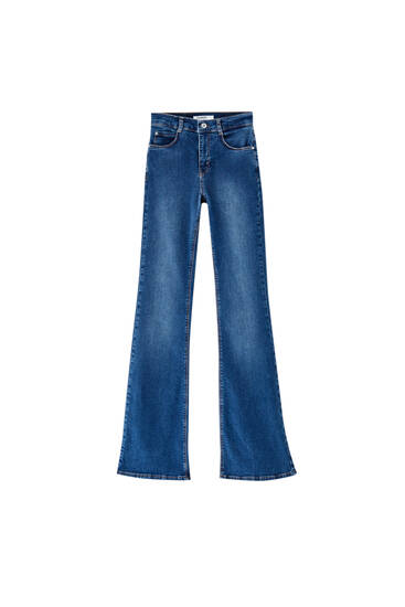 Basic flare fit jeans