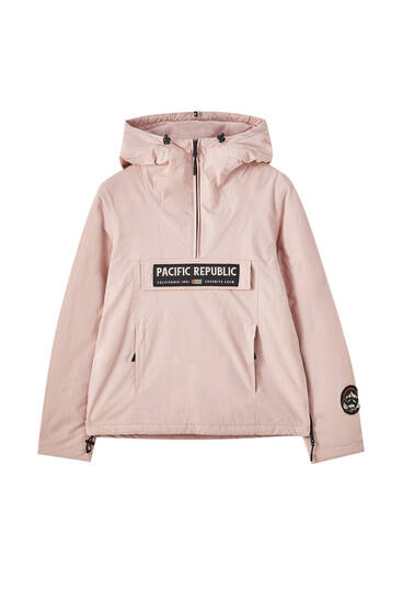 Pacific Republic Anorak Jacket Pull Bear
