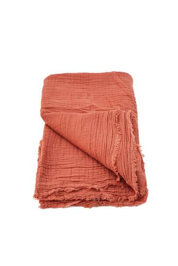 Basic rustic scarf