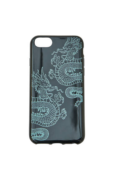 Dragon smartphone case