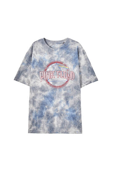 Pink Floyd tie-dye T-shirt