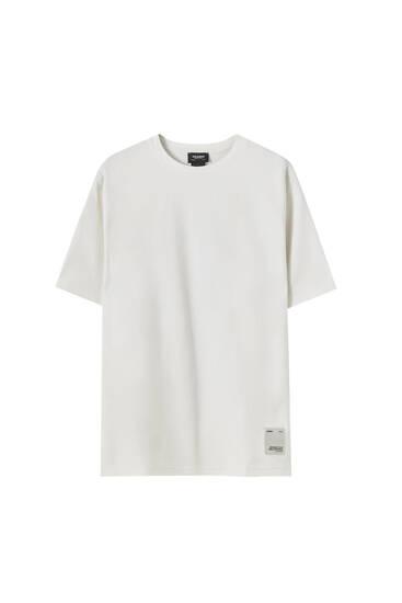 Oversize t-shirt av premiumkvalitet