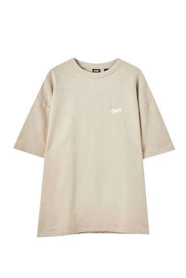 T-shirt collection capsule Homewear