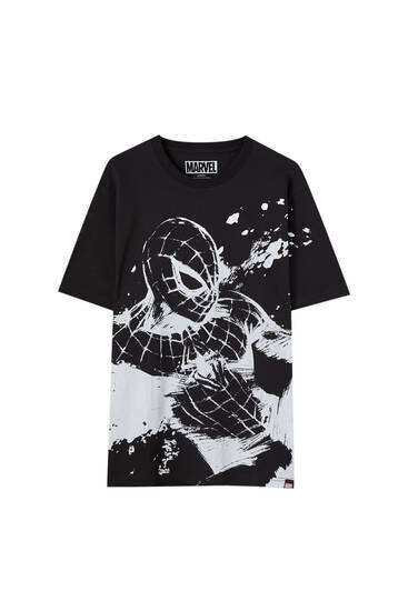 All-over Spiderman T-shirt