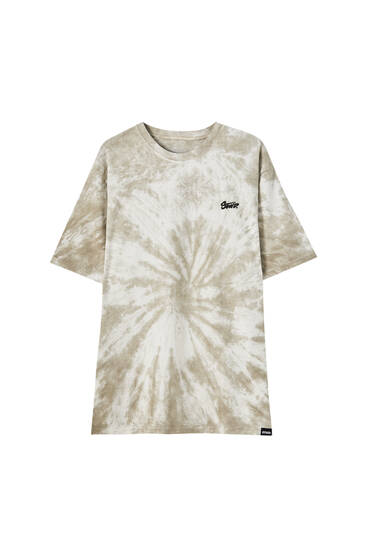 Tie-dye STWD T-shirt