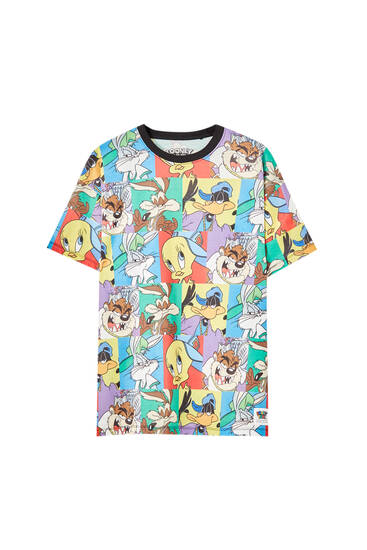 Looney Tunes all-over print T-shirt