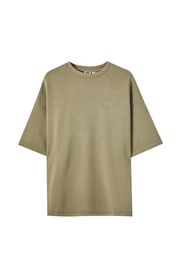 T-shirt – Basic homewear kapsel-kollektion