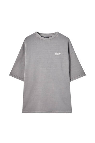 Basic Homewear capsule collection T-shirt