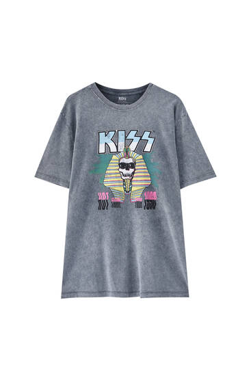 Kiss sphinx T-shirt