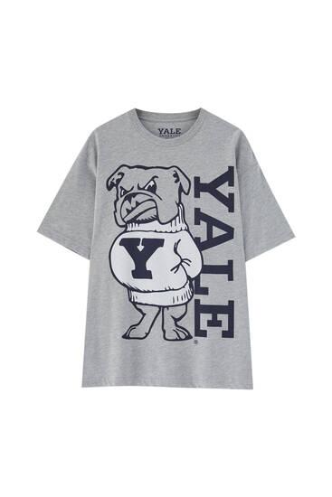 Grey Yale T-shirt
