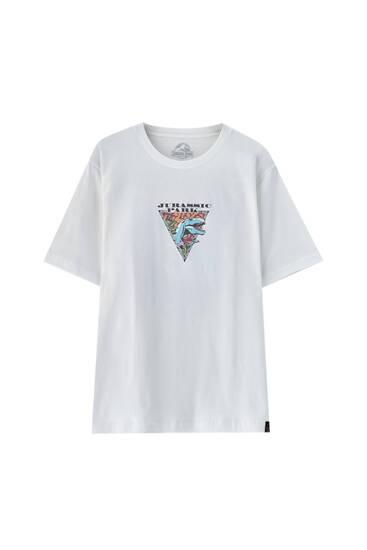 T-shirt Jurassic Park-illustration