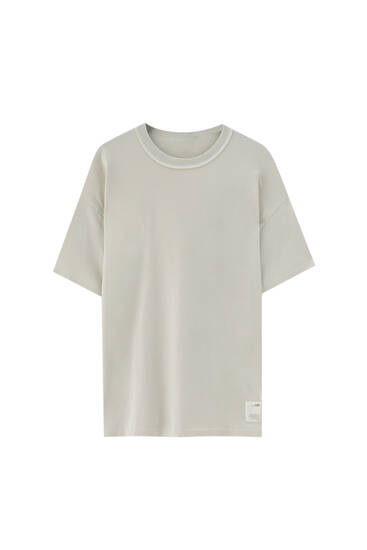 Basic loose fit T-shirt