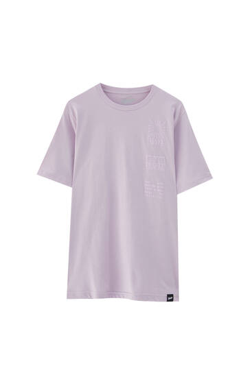 Purple STWD T-shirt