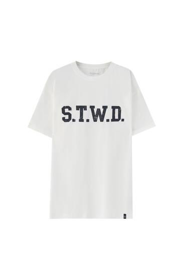 White STWD T-shirt