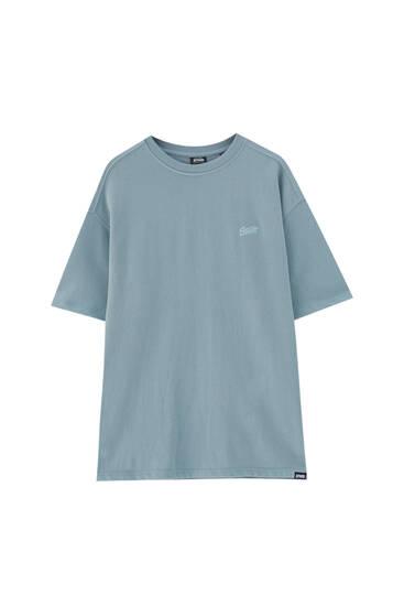 Camiseta felpa STWD - 100% algodón orgánico