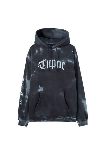 Sweat Tupac tie-dye