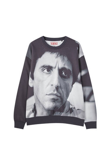 Black Scarface sweatshirt