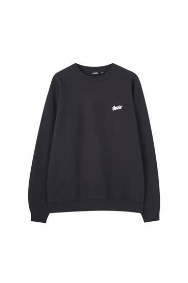 """Paprastas """"Homewear"""" kapsulinės kolekcijos džemperis"""