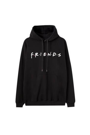 Sudadera negra Friends