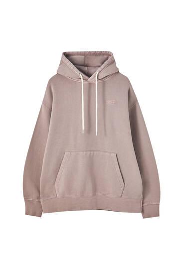 Hoodie aus der Homewear-Kapselkollektion