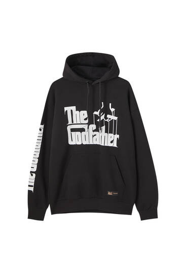 The Godfather black hoodie
