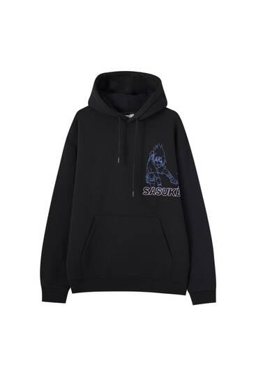 Black Naruto hoodie