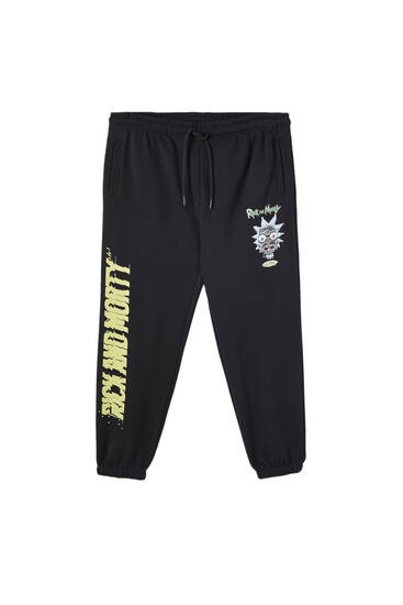 Rick & Morty joggers