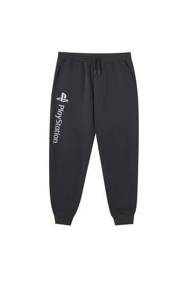 """""""PlayStation"""" feliratú joggingnadrág"""