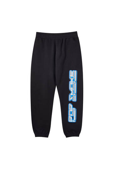 Pop Smoke jogging trousers