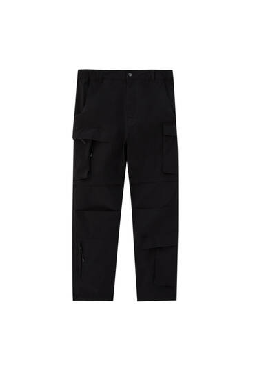STWD detachable cargo trousers