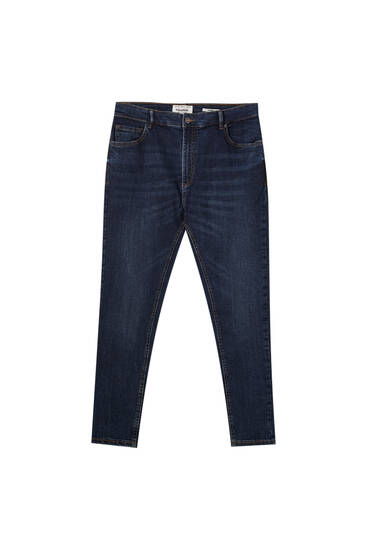 Basic carrot fit jeans