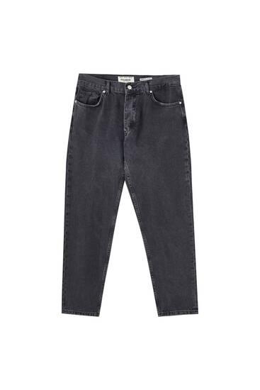 Τζιν παντελόνι standard fit