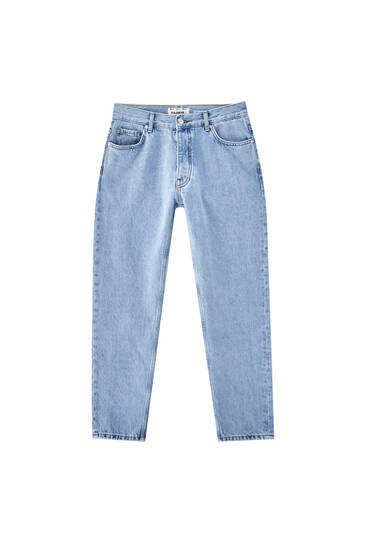 Базові джинси стандартного крою