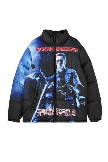 Cazadora acolchada Terminator