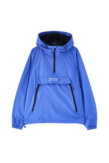 Basic STWD anorak jacket