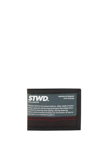 Black STWD wallet
