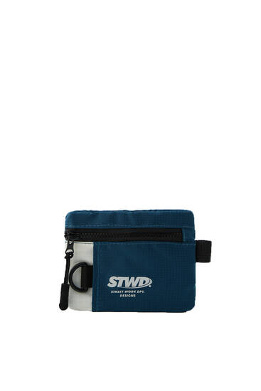 Портфейл STWD от устойчива на късане тъкан