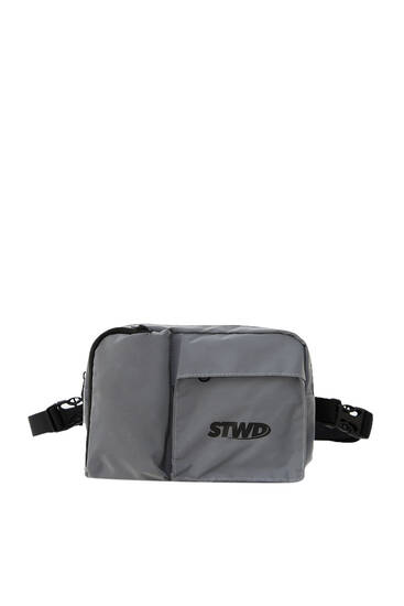 Reflective STWD belt bag