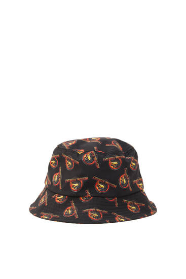 Mortal Kombat bucket hat