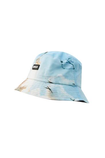 NASA bucket hat