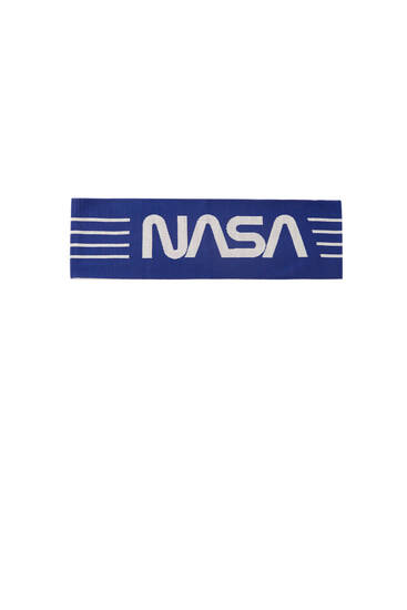 NASA scarf